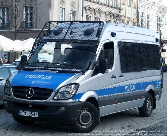 Policja Otwock: Wpadli zaraz po włamaniu do samochodu