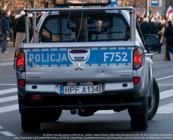 Policja Otwock: Pomogli studentowi z Etiopii odzyskać laptopa z materiałami dydaktycznymi
